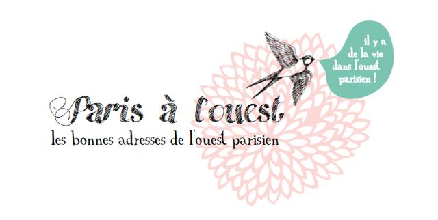 Rencontre avec la Catherine, la rédactrice du blog Paris à l'Ouest !