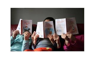 Mélanie écrit des livres pour nos enfants !